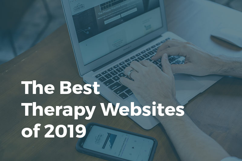 The Best Therapy Websites of 2019