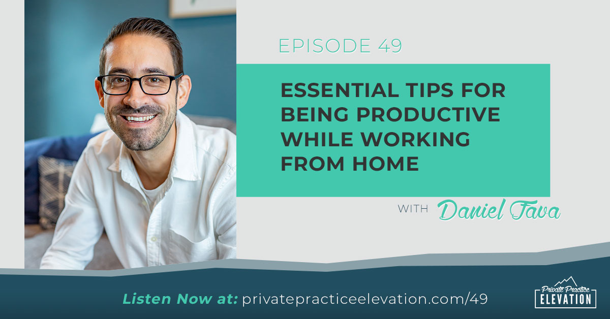 49. Essential Tips For Being Productive While Working From Home