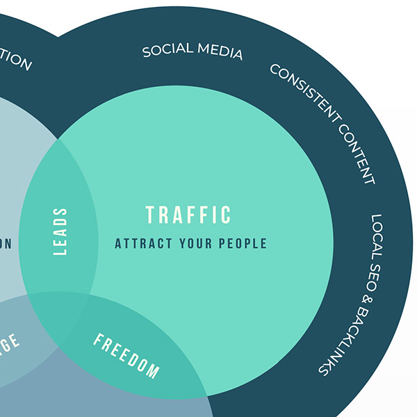 the website traffic phase of the Online Marketing Summit