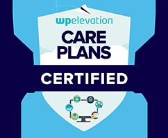 WordPress Care Plan Certified